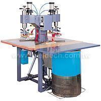 Shoe Upper Embossing Machine