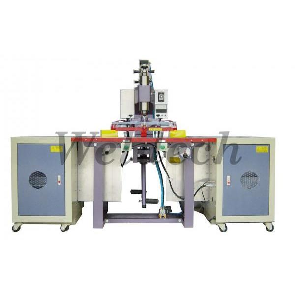 [CE] High Frequency Welding Machines-Special type - 2 press can welding at same time